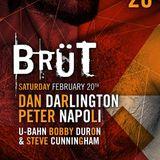 BRÜT NYC - February 20th