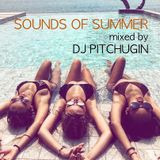 Sounds of Summer mixed by DJ Pitchugin