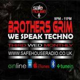 Brooksie - Brothers Grim - We Speak Techno - Dec 2018
