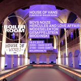 Gesaffelstein - House of Vans x Boiler Room Berlin (2013.01.16 - Germany)