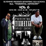 DJ Femmie Presents Revisiting Old School Hip Hop Vol. 6