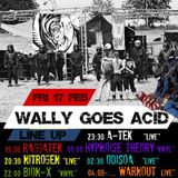 Bion-X @ wally goes acid 17.02.17 Aarschot