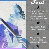 Greg Belson - Divine Soul 08.04.17