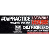 FukiFlex - Da Practice (2-Hour House Dance Music DJ Mix Recorded at Studio MRG)