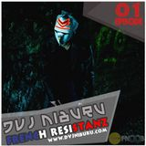 DVJ NIBURU - FRENCH RESISTANZ 1 - FNOOB RADIO - Planet X 02/02/13