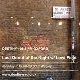Last Donut of the Night - 2nd May 2016