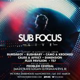 Sub Focus B2B Dimension - February 2018
