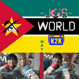 Jo's World with Jo Dusepo 14/4/17: Mozambican Marrabenta with Jivvy