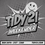 Jordan Suckley - Live @ Hard House Classics, Tidy Weekender 21 (Prestatyn, Wales) - 21.MAY.2016