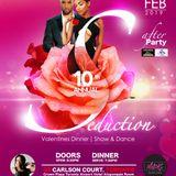 SEDUCTION 10TH ANNUAL VALENTINES EVENT