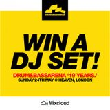 Drum&BassArena 19 Years DJ Comp