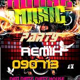 Saturday Night House Music Party Remix 17
