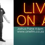 One FM 94.0 - Joshua Paine chats to Monark
