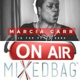 Marcia's MiXedBag Xtra  cover for Peter Borg   13-09-16   Mi-Soul radio