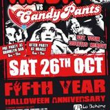 Habit Vs Candypants - The Halloween Mix
