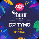 Burn Arena live @ SZIN 2017.08.24.