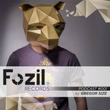 Fozil Records Podcast #001 - Gregor Size