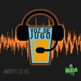 VOZ DE JUGO - PROGRAMA 001 - MARTES DE 22 A 24 HS POR WWW.RADIOOREJA.COM.AR