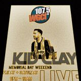 Live Mix on 107.5 WGCI (Friday, May 25th)