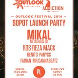 MIKAL metalheadz | Warmup mix for Addiction Records pres. Outlook Festival 2014 Sopot launch party