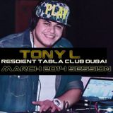 Deep Tech House session March 2014 by Dj Tony L