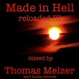 Made in Hell reloaded 3 mixed by Thomas Melzer on karl-kutta-records