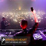 Brennan Heart - EDC Las Vegas 2017 Mix