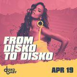 Diskobaby - From Disko To Disko | April 2019