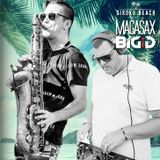Live Recording from Siroko Beach 13/04/2019 with myself and Magasax www.magasax.es