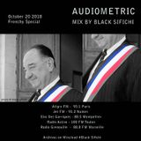 AUDIOMETRIC can be Very French. Oui c'est comme ça!