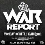 INTERVIEW with ALLAN BRANDO from SAXON & WAR REPORT
