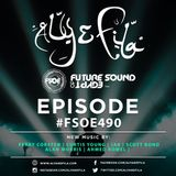 Aly  Fila - Future Sound Of Egypt 490