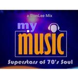 MY MUSIC -  70s Soul