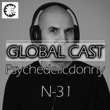 Psychedelicdonny - PODCAST N.31 ( 15  - 12 - 2018 )