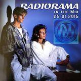 Radiorama meets DJNet2k - Mashup (2015.01.25)