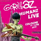 "Gorillaz perform ""Humanz LIVE"" at Palladium (Cologne - Germany) - 20 June 2017"