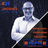 Start The Power -Episode 21 - Entreprendre, c'est se confronter à soi et à l'inconnu.