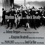 Rhythm & Soul meets Rock Steady