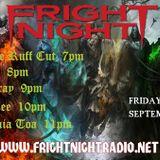 Es-Cee - Fright Night Radio - 22-09-2017