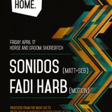 Home.(007) promo mix/ Horse and Groom 17th April