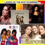 Ladies of the 80s 2012 mix 1 jamescoles in themix