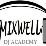 Mixwelldjacademy presents weekly podcast mix from DJ Louie