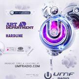 UMF Radio # 353 hour # 1 with HARDLINE