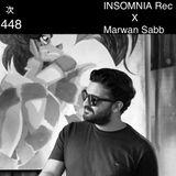 Tsugi Podcast 448 x INSOMNIA Rec : Marwan Sabb