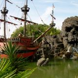 Adventureland - Pirate Cove Loop