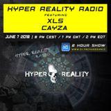 Hyper Reality Radio 084 – XLS & Cayza