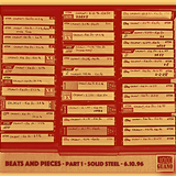 beats and pieces pt 1 - Solid Steel - 06.10.1996