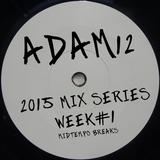 2015 weekly mix series - week#1