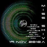Miss Shiva @New horizons 006 X-Clussive Guest mix [19 Nov 2010] on InsomniaFm