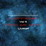 D.A.N.T. - Starrider road to dark vol. 9  (Deep Progressive, Dark Progressive, Deep Techno, Techno)